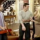 Still of Wallace Langham, Robert Gant, and Kirstie Alley in Veronica's Closet and Veronica Sets Josh Up