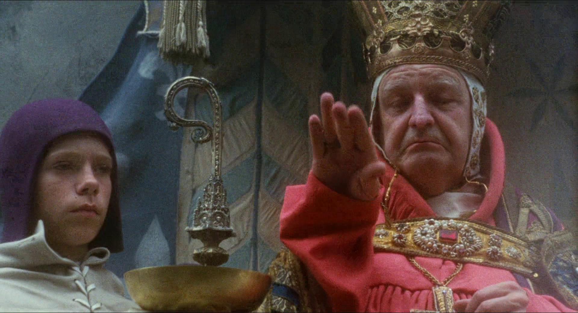 Derek Francis in Jabberwocky (1977)