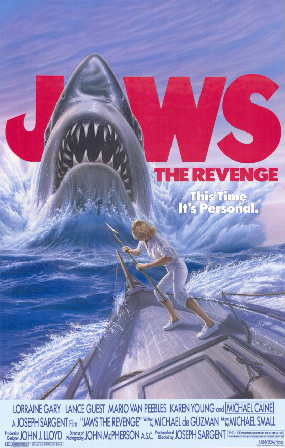 大白鯊 4:驚海尋仇 | awwrated | 你的 Netflix 避雷好幫手!
