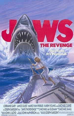 Jaws: The Revenge จอว์ส 4 ล้าง…แค้น