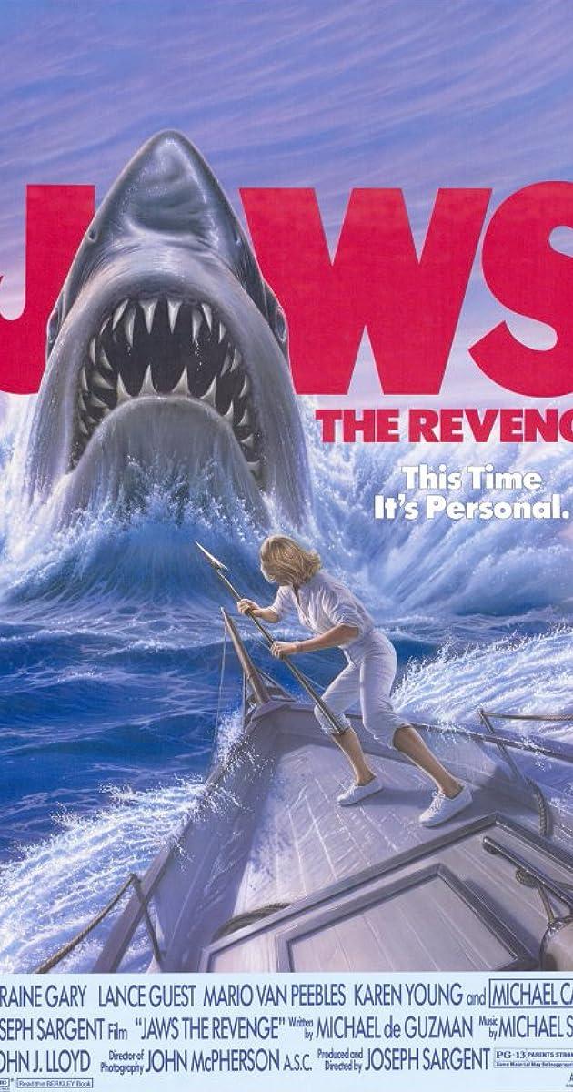 Subtitle of Jaws: The Revenge