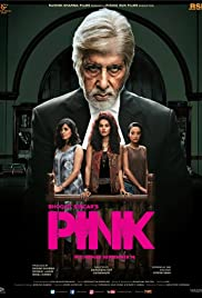 Pink (2016) Poster - Movie Forum, Cast, Reviews