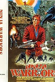 Ninja Warriors Poster