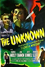 Jeff Donnell and Karen Morley in The Unknown (1946)