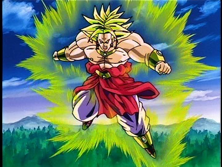 Dragon Ball Z: Broly - The Legendary Super Saiyan (1993)