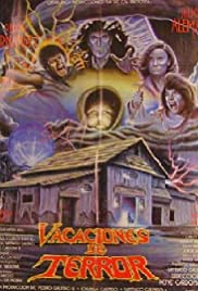 Vacaciones de terror (1989) Poster - Movie Forum, Cast, Reviews