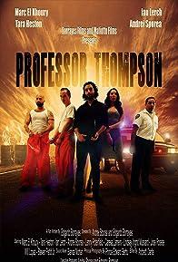 Primary photo for Professor Thompson