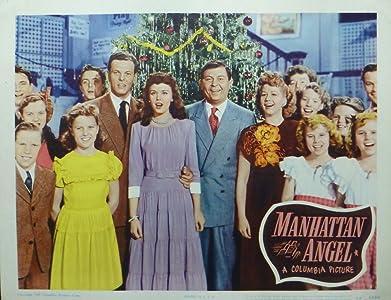 Movie share Manhattan Angel USA [FullHD] [1080p], Patricia Barry, Gloria Jean