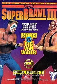 Primary photo for WCW SuperBrawl III