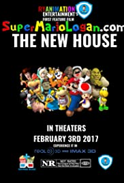 SuperMarioLogan: The New House Poster