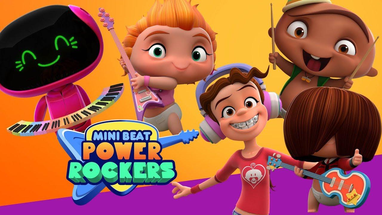 Mini Beat Power Rockers 2017