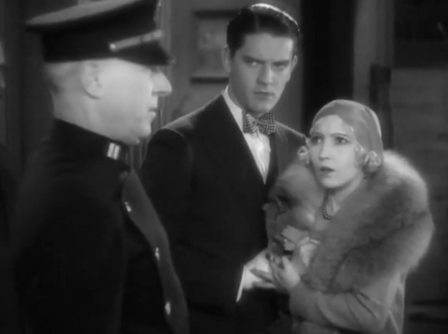 Bessie Love, Donald MacKenzie, and Hugh Trevor in Conspiracy (1930)