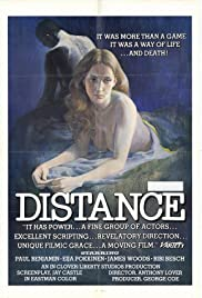 Distance (1975) Poster - Movie Forum, Cast, Reviews