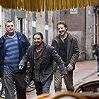 Robin Aubert, Louis Champagne, and Gabriel Sabourin in Amsterdam (2013)