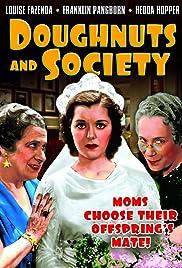 Doughnuts and Society Poster