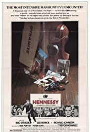 Hennessy (1975) Poster - Movie Forum, Cast, Reviews