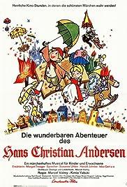 Andersen monogatari Poster