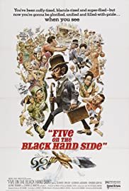 Five on the Black Hand Side Poster