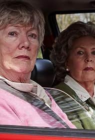 Pauline Collins and Rosaleen Linehan in Ernestine & Kit (2016)