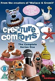 Creature Comforts (2003) Poster - TV Show Forum, Cast, Reviews