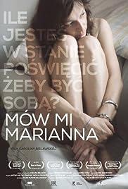 Call Me Marianna Poster