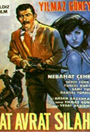 Horse, Woman and Gun Poster