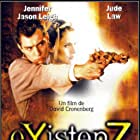 Jude Law and Jennifer Jason Leigh in eXistenZ (1999)