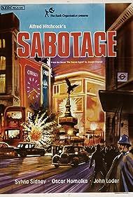 Poster for Sabotage