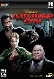 Escape from Paradise City Poster