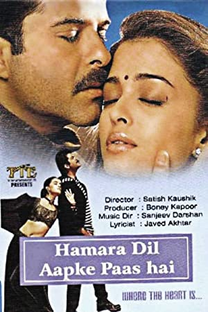 Sonali Bendre Hamara Dil Aapke Paas Hai Movie