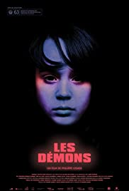 The Demons Poster