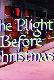 The Plight Before Christmas (Color Re-staging) Poster