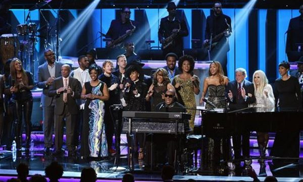 Stevie Wonder Songs in the Key of Life an All Star Grammy Salute (2015)