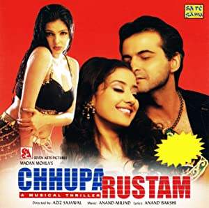 Rajeev Kaul (screenplay) Chhupa Rustam: A Musical Thriller Movie