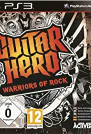 Guitar Hero: Warriors of Rock Poster