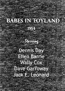 Neueste englische Filmliste 2018 kostenloser Download Babes in Toyland (1954) by Billy Friedberg [mp4] [480i]