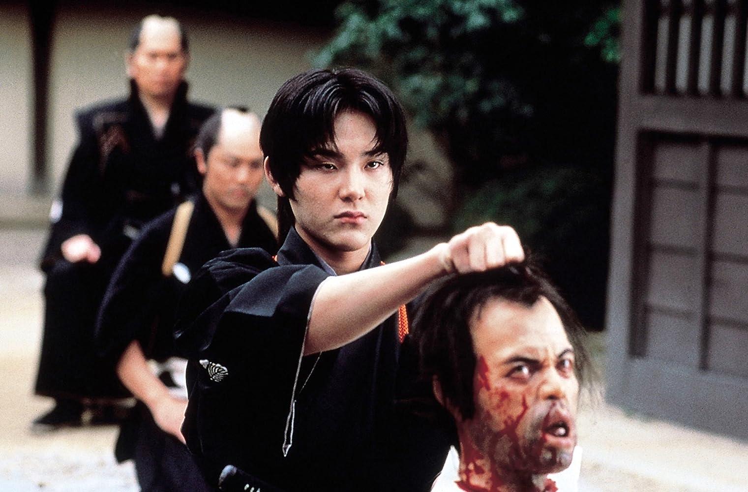 Ryûhei Matsuda in Gohatto (1999)