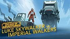 Luke vs. Imperial Walkers - Commander on Hoth