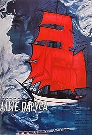 Alye parusa Poster