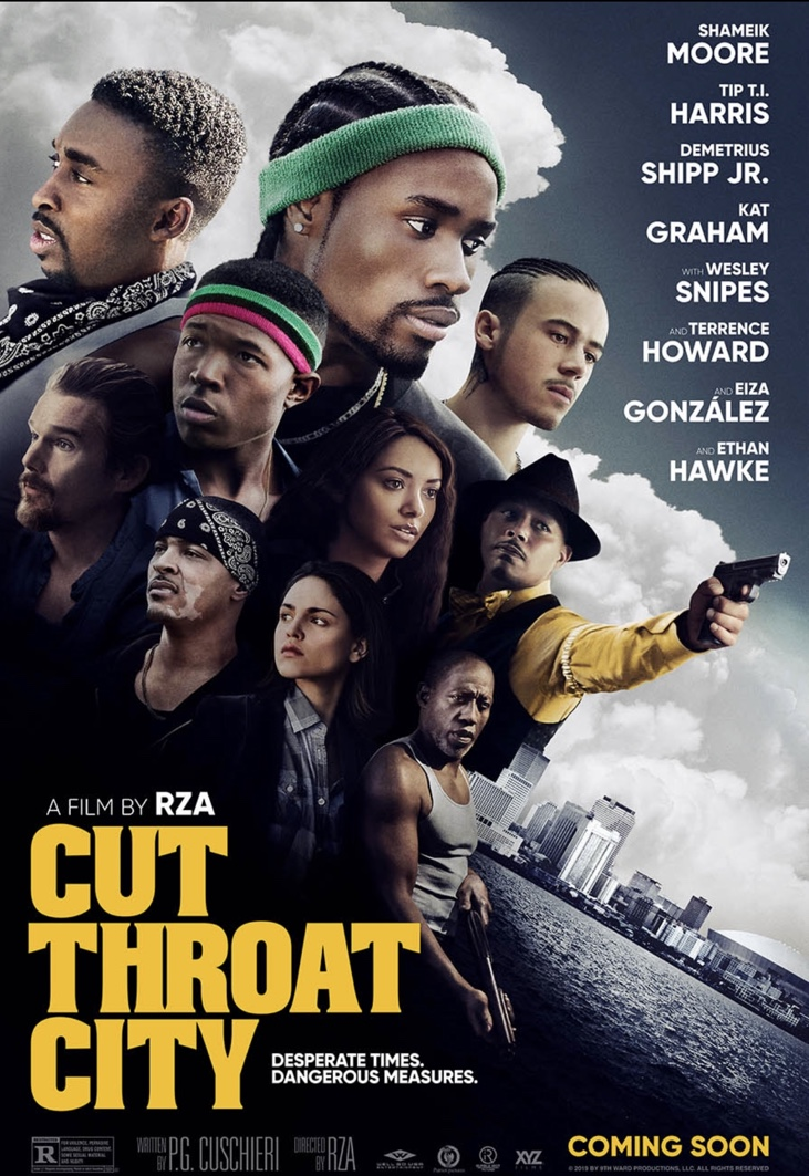 Cut Throat City hd on soap2day