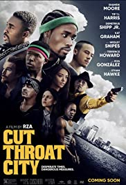 Cut Throat City (2020) ONLINE SEHEN