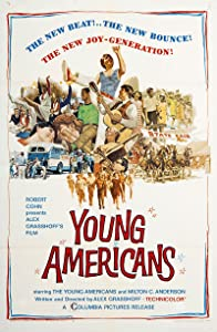 Watch full online hollywood movies Young Americans [2160p]