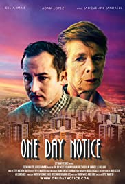 One Day Notice Poster