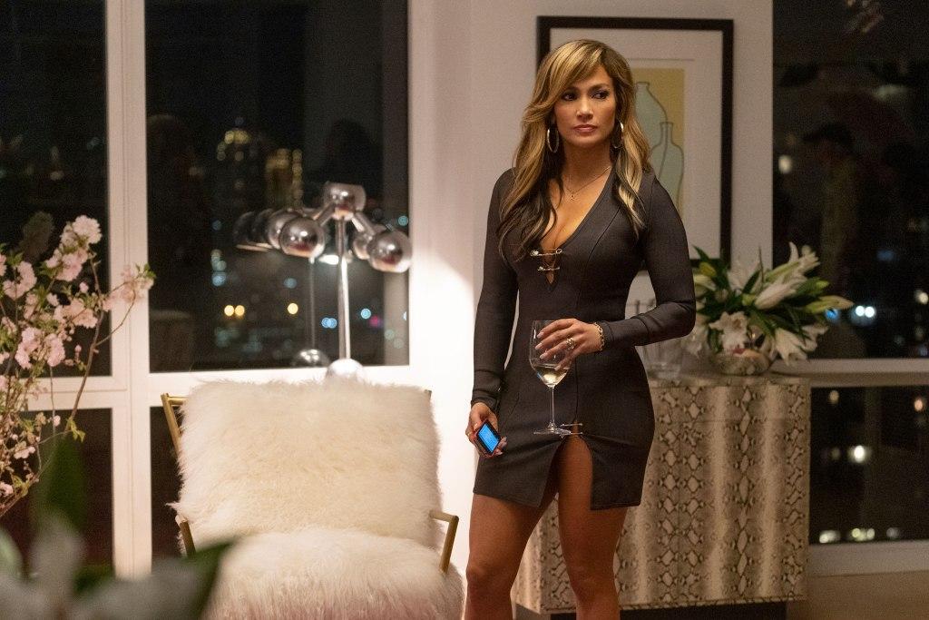 Jennifer Lopez in Hustlers (2019)