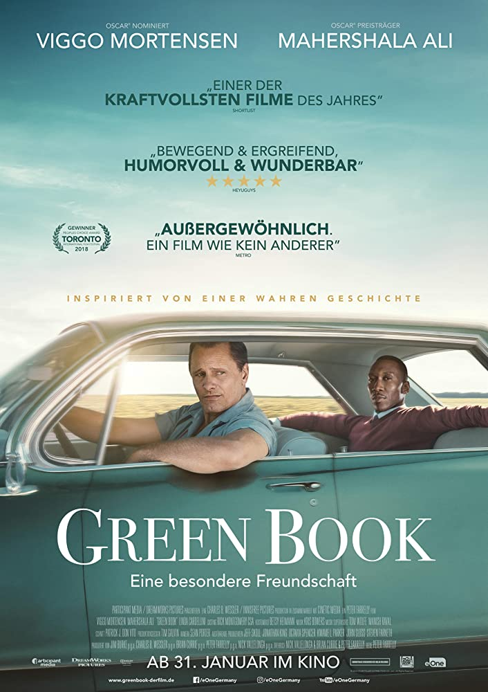 Green Book (2018) BluRay Direct Download