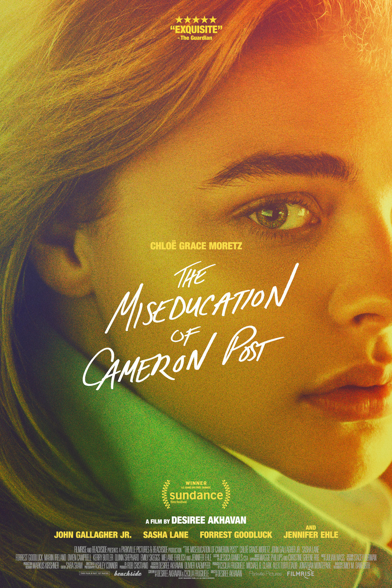 Image result for The Miseducation of Cameron Post (2018)