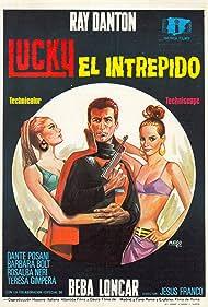 Lucky, el intrépido (1967) Poster - Movie Forum, Cast, Reviews
