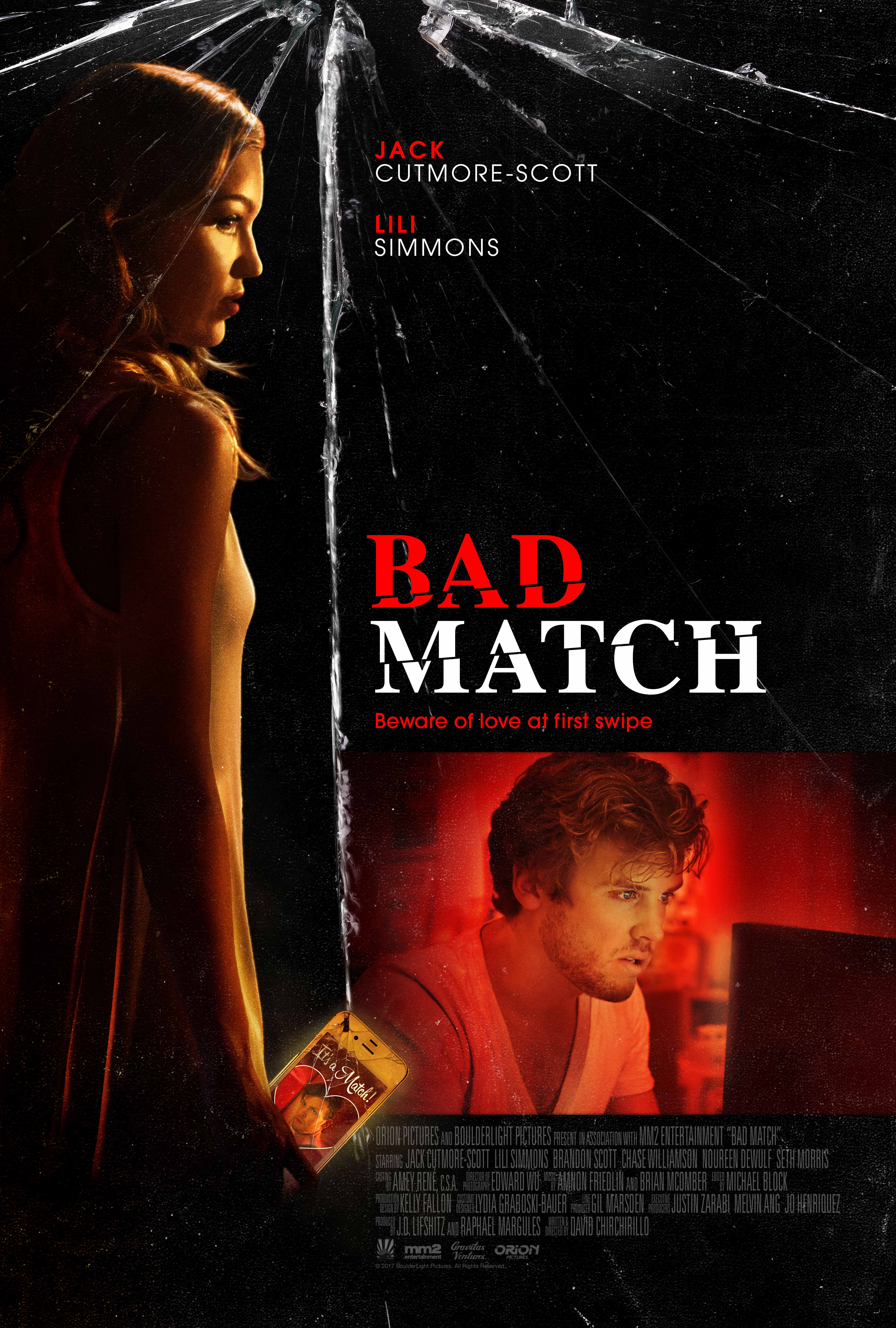 Bad Match (2017) WEBRip 720p & 1080p