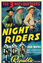 The Night Riders Poster