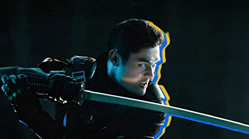 The 'Snake Eyes' Cast on Swordplay and Action Figures